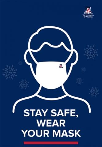 Mask Up. Stay Safe.