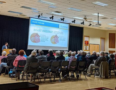 Dr. Aaron Wolfson launched the 2020 Green Valley Lecture Series