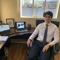 Zachary Frankman, BS, Churko Lab, University of Arizona Sarver Heart Center