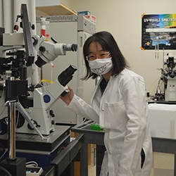 Mei Methawasin, MD, PhD, Granzier Lab, University of Arizona Sarver Heart Center