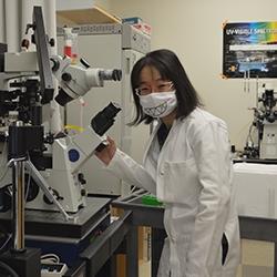 Mei Methawasin, MD, PhD, Granzier Lab, University of Arizona Sarver Heart Center