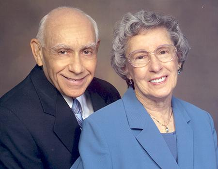 Mort and Lorain Zimmerman