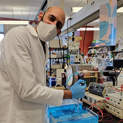Christopher T. Pappas, PhD, Gregorio Lab, University of Arizona Sarver Heart Center