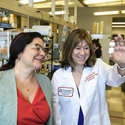 Nancy K. Sweitzer and Carol Gregorio