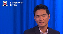 Jeff Tran, MD, is a cardiovascular disease fellow pursuing the research training pathway at University of Arizona Sarver Heart Center