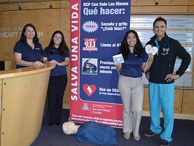 Alejandra Zapien, Erika Yee, Issa Dominquez, Marty Cisneroz